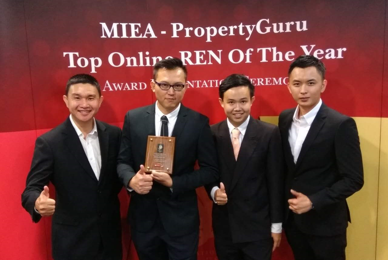 MIEA -PropertyGuru Top Online REN Of The Year Photo