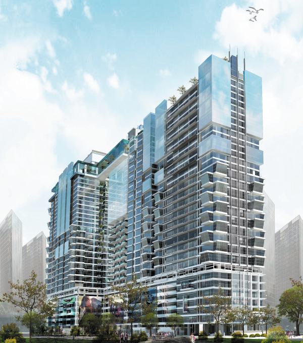 Project: The 3Towers @ Jalan Ampang