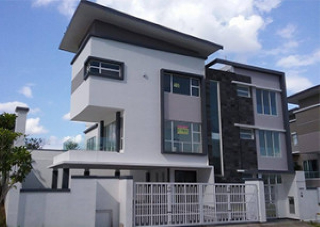 Horizon Hill, 3 Storey Bungalow House For Sale Johor For