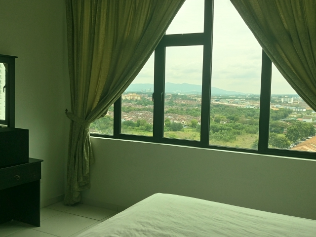 the sky executive suites , bukit indah  Photo 3