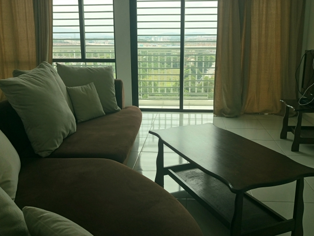 the sky executive suites , bukit indah  Photo 8
