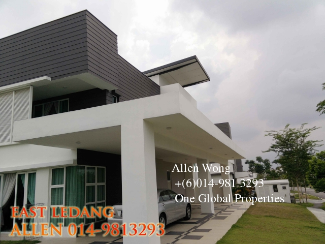 corner bungalow@east ledang Photo 2