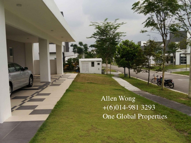 corner bungalow@east ledang Photo 3