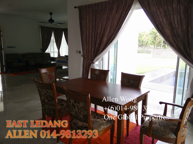 corner bungalow@east ledang Photo 4