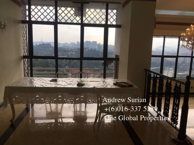 villa putra condominium penthouse Photo 7