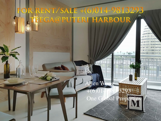 Limited Brand New Teega Residence@puteri Harbour photo