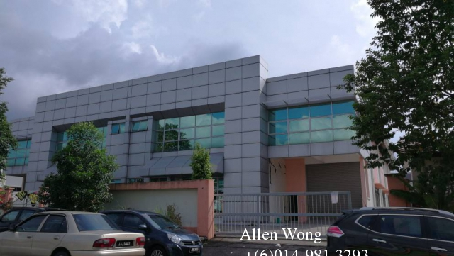 nusa cemerlang semi-d factory for sale Photo 2