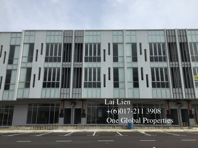 permas jaya 3 and 4-storey shop offices for sale Photo 7