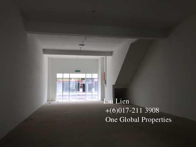 permas jaya 3 and 4-storey shop offices for sale Photo 9
