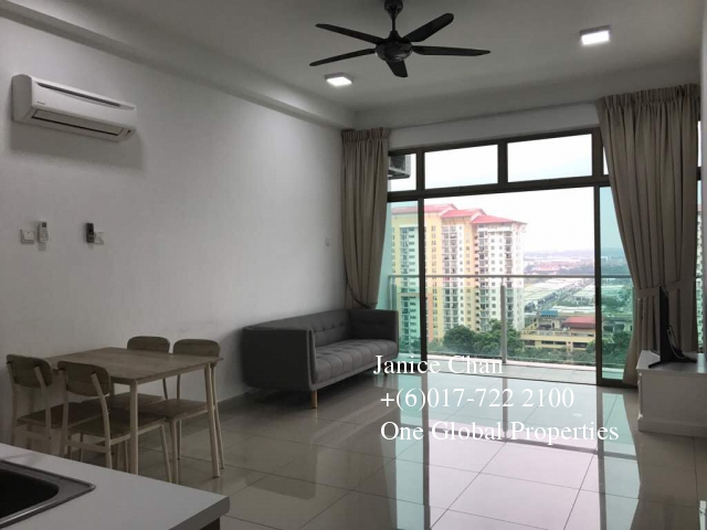 palazio apartment at taman mount austin Photo 1