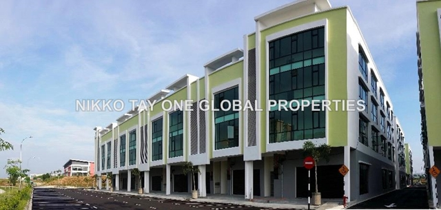 Tiong Nam Business Park  @  Silc 5 Nusajaya photo