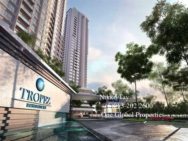 Tropez Residences, Danga Bay, Jo... photo