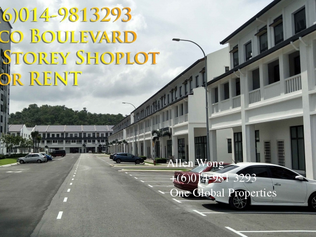 eco boulevard - ground floor shoplot@eco botanic for rent Photo 7