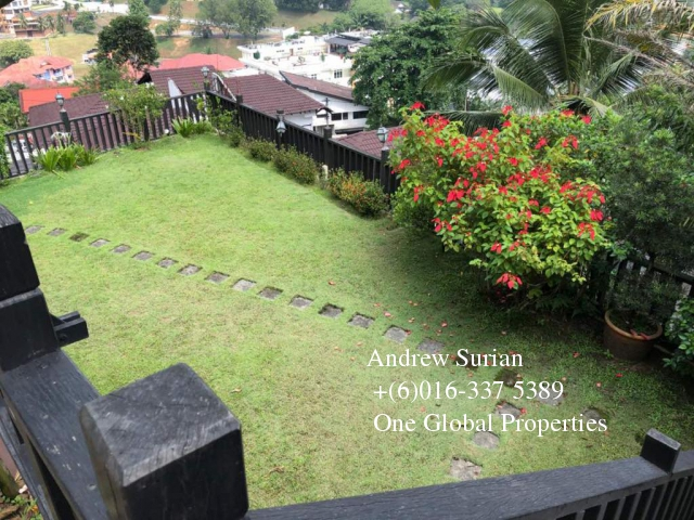 bungalow house bukit pantai Photo 5